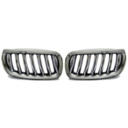 Chrome grille for BMW X3