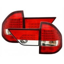Fires back led for BMW X 3 red white