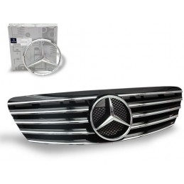 Grille Mercedes class S S320 S350 S400 S500 S450