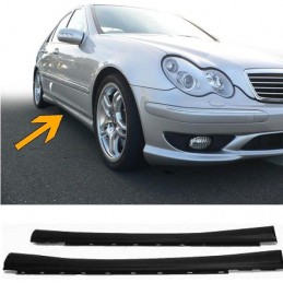 Skirts for Mercedes class C AMG
