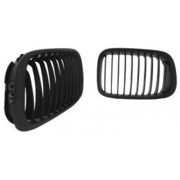 BMW 3 series compact E46 black grille