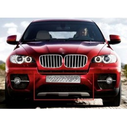 Addition of front bumper for BMW X 6