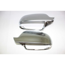 Aluminum rear view mirror cover Audi A5 S5 RS5