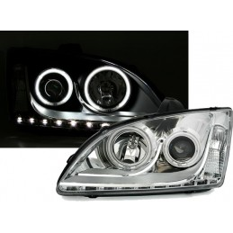 Front headlights led Ford Focus 2