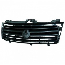 Front Grill Fiat Scudo after 2007 Black