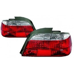 Rear lights BMW 7 Series E38 red white