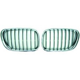 Grill grille left for BMW X 5 E53 1999-2003