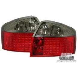 Audi A4 8 luces traseras led 2000-2004