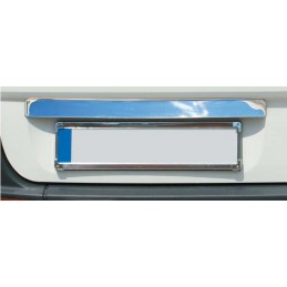 Wand of trunk chrome aluminum (two doors) (with print) MERCEDES VITO W639