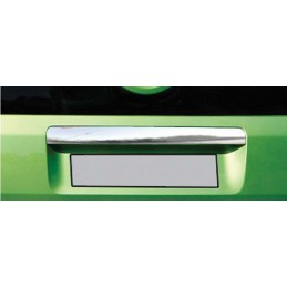 Wand of trunk chrome aluminum (a door) PEUGEOT pager