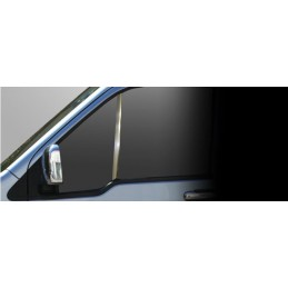 Outline of window chrome Inox (Quarter) FORD CONNECT