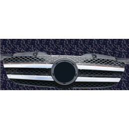Wand of grille chrome alu 4 Pcs stainless MERCEDES SPRINTER W906