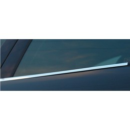 Outline of window chrome alu 4 Pcs stainless RENAULT SCÉNIC