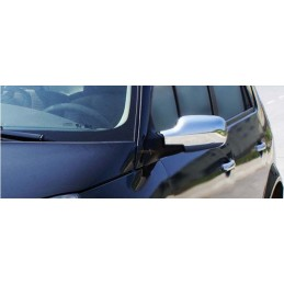 Shell mirrors chrome 2 Pcs (ABS) RENAULT SCENIC 2