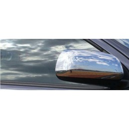 Shell mirrors chrome aluminum 2 Pcs stainless steel TOYOTA HILUX