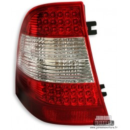 W163 Mercedes ML LED taillights tuning