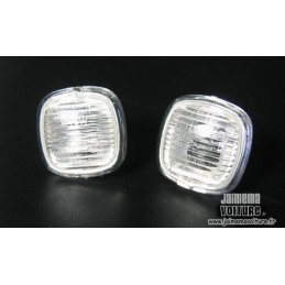 Pair of repeaters White 19
