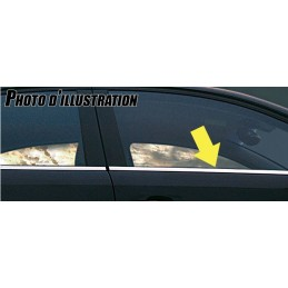 Outline of window chrome aluminum Ford C - MAX 2004 - 2008