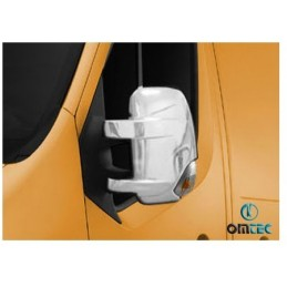 Covers mirror chrome Renault MASTER 2010 -.