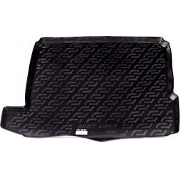 Trunk without tailgate - 2012 Opel Astra J sedan rubber mat
