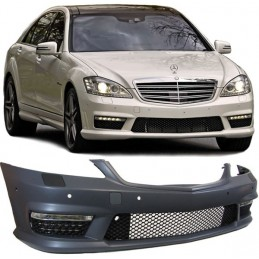 Tope antes S65 AMG Mercedes Clase S