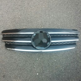 Grille Mercedes class E AMG