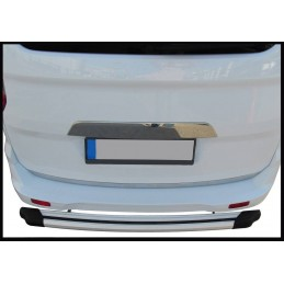 Baguette moulding chrome trunk Ford Tourneo Courier