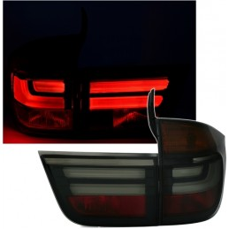 luces trasera facelift look BMW X 5 E70