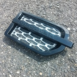 Land Rover Discovery 3 wing grid
