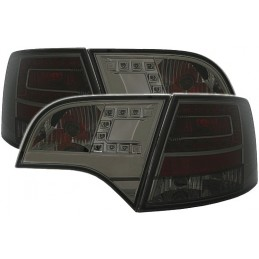 A4 B7 front (break) to Leds smoked taillights