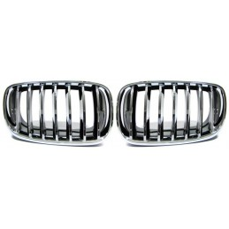 BMW E70 X 5 Chrome grille Grill