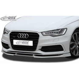 Blade of bumper before sport AUDI A6 C7 (S-Line - and S6)