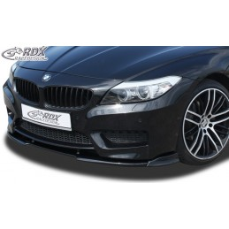 Blade of bumper sport BMW Z4 E89 2009 + (Pack M) front