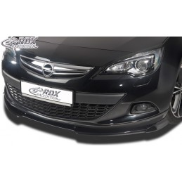 Blade of bumper sport OPEL Astra J GTC (OPC-Line Front) front
