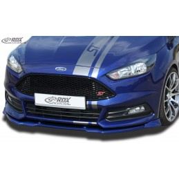 Blade of bumper sport FORD Focus 3 front ST (2015 +)