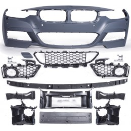 Front bumper BMW 3 Series F30 pack M