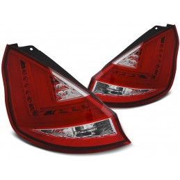 Tubo de luces traseras led Ford Fiesta