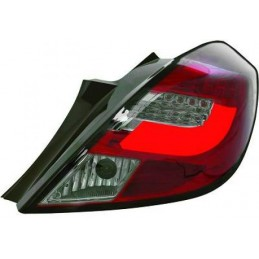 Fires back tuning led Opel Corsa D