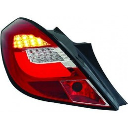 Lights rear led Opel Corsa D price not expensive