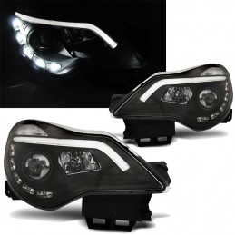 Headlights fronts led Opel Corsa D tuning