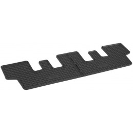 Rug rubber Citroen C4 Picasso I UD rear seat - third row 06-13