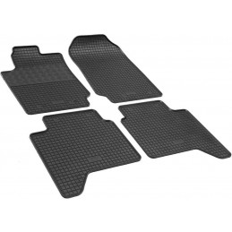 Alfombra goma Ford Ranger III T6 11