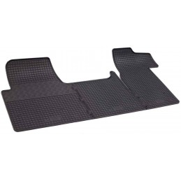 Tapis caoutchouc Renault Master III 3 places 10-