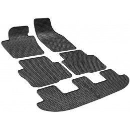 Tapis caoutchouc Volkswagen Sharan II 7N 7 places 10-