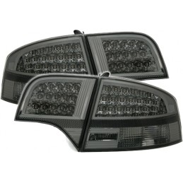 Audi A4 B7 to Leds smoked taillights