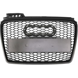 Black grille Audi A4 Audi RS4 bee nest