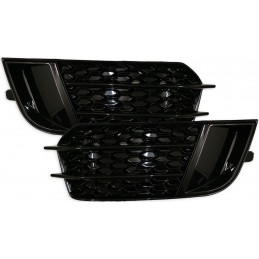 Grilles pare-chocs Audi A1 look RS1