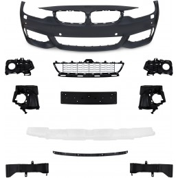 Front pack M bumper for BMW...