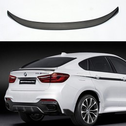 Front spoiler for BMW X6 F16