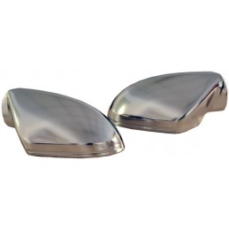 Aluminum rear view mirrors for Audi A6 / S6 C7
